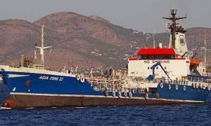 Συνελήφθησαν ο πλοίαρχος και ο Α' μηχανικός του δεξαμενόπλοιου που βυθίστηκε στον Σαρωνικό