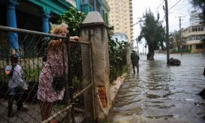 Το καταστροφικό πέρασμα της Ίρμα από την Κούβα (photos)