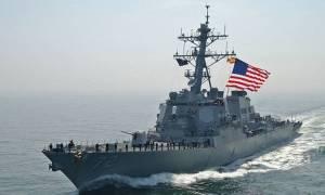Ένταση στον Περσικό κόλπο: Πυραυλακατος του Ιραν αντιμέτωπη με αμερικάνικο πλοίο