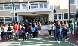 Νέα σχολική χρονιά: Κουδούνι σήμερα για ένα εκατομμύριο μαθητές!