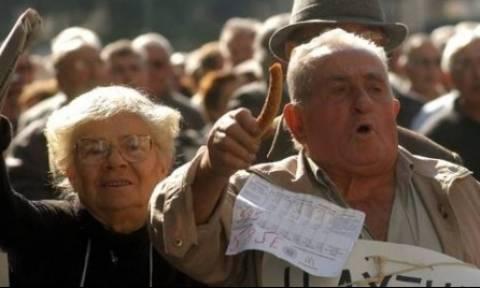 Στους δρόμους ξανά οι συνταξιούχοι- Διεκδικούν επιστροφή των εισφορών τους!