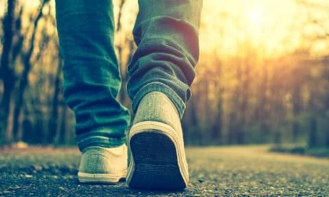 Απίστευτο: Δείτε πόσο βήματα κάνουμε καθημερινά εμείς οι Έλληνες