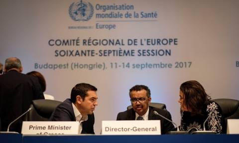 Ιδρύεται μόνιμο γραφείο του Παγκόσμιου Οργανισμού Υγείας στην Ελλάδα