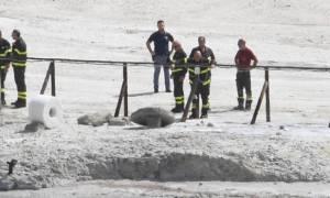 Ασύλληπτη τραγωδία στην Ιταλία: Ξεκληρίστηκε οικογένεια μέσα σε ηφαίστειο (pics+vid)