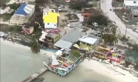 Τυφώνας Ίρμα: Εκατό επικίνδυνοι κρατούμενοι δραπέτευσαν στις Βρετανικές Παρθένες Νήσους