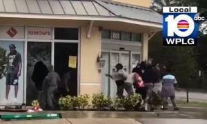 Τυφώνας Ίρμα: Τουλάχιστον 50 συλλήψεις στο Μαϊάμι για λεηλασίες