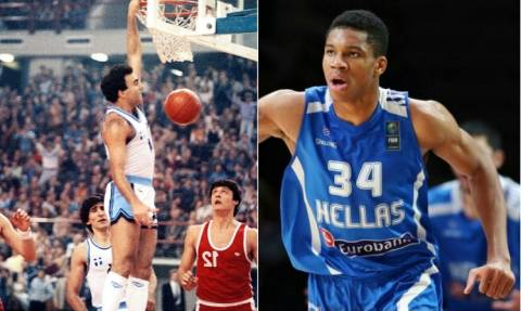 Είδηση - βόμβα για την Εθνική Ελλάδας Μπάσκετ: Μαζί Γκάλης και Αντετοκούνμπο!!!