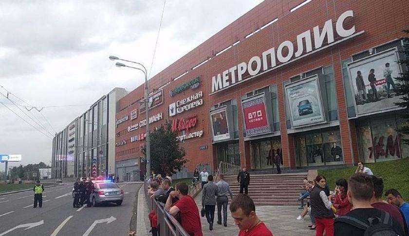 Συναγερμός στη Μόσχα για εκρηκτικούς μηχανισμούς σε εμπορικά κέντρα και σιδηροδρομικούς σταθμούς