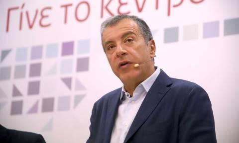 Θεοδωράκης από ΔΕΘ: Δεν θα γίνουμε τσόντα ούτε της Αριστεράς ούτε των λαϊκιστών