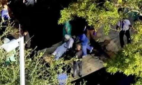 Τυφώνας Ίρμα: Τραγικός θάνατος για πέντε ηλικιωμένους σε οίκο ευγηρίας (vid)