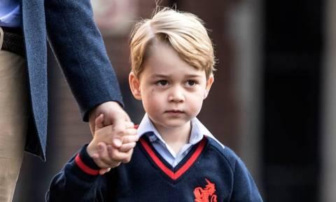 Βρετανία: Γυναίκα επιχείρησε να εισβάλει στο σχολείο του πρίγκιπα Τζορτζ