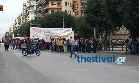 Θεσσαλονίκη: «Ντου» αντιεξουσιαστών στην ΔΕΘ