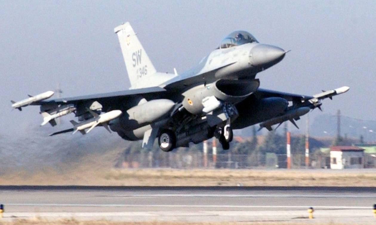 Αυτό είναι το νέο μαχητικό της Ελλάδας: Βίντεο από το πιλοτήριο του F-16V