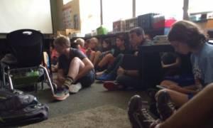 Πυροβολισμοί σε σχολείο της Ουάσινγκτον - Ένας νεκρός και πέντε τραυματίες (vid)