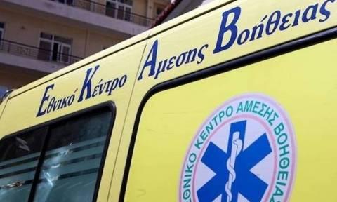 Θεσσαλονίκη: Αγωνία για 45χρονο που έπεσε από ταράτσα