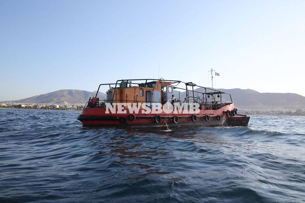 Αυτοψία του Newsbomb.gr στον Σαρωνικό: Τεράστια οικολογική καταστροφή από την πετρελαιοκηλίδα