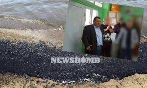 Πλοιοκτήτης του «Αγία Ζώνη»: Φταίει το «Blue Star Patmos» για τη ρύπανση