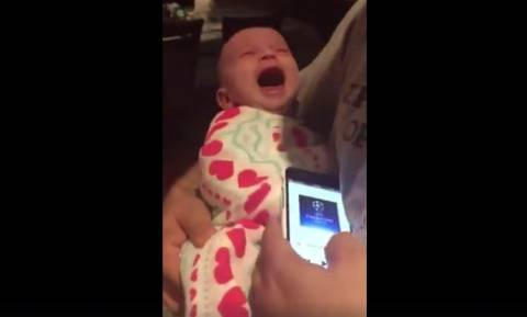 Viral: Βρέθηκε η λύση για να σταματήσετε το κλάμα ενός μωρού και ούτε καν φαντάζεστε πόσο απλό είναι