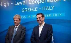 Τσίπρας – Τζεντιλόνι: Η συμφωνία των επτά σημείων