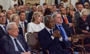 Κόφι Ανάν: Έλλειμμα και κρίση εμπιστοσύνης έναντι των θεσμών