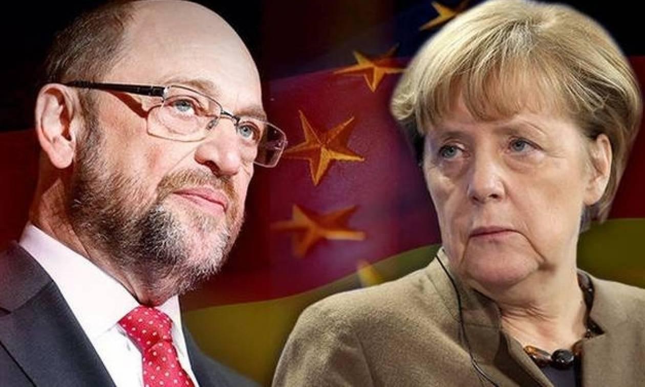 Γερμανικές εκλογές: Νέα δημοσκόπηση δείχνει ποιος έχει προβάδισμα
