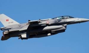 Νέες εικονικές αερομαχίες ελληνικών και τουρκικών αεροσκαφών πάνω από το Αιγαίο