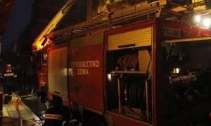 Φωτιά: Στις φλόγες διαμέρισμα στην οδό Αχαρνών