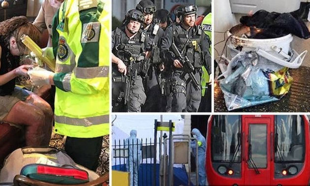 Το Ισλαμικό Κράτος ανέλαβε την ευθύνη για την τρομοκρατική επίθεση στο Λονδίνο (vids)