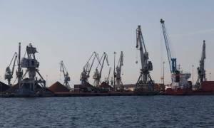 Προσάραξη φορτηγού πλοίου στη Θεσσαλονίκη