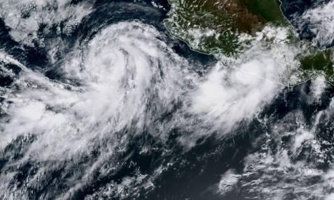 Καραϊβική: Η τροπική καταιγίδα «Μαρία» ενισχύθηκε σε κυκλώνα