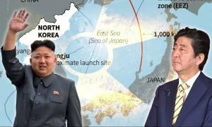 Δεν άντεξε ο Άμπε: Η κρίση με τη Βόρεια Κορέα «στέλνει» την Ιαπωνία σε πρόωρες εκλογές