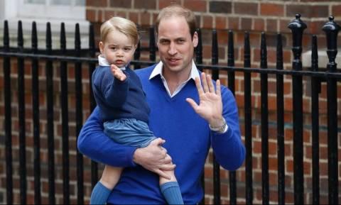 Απρόσμενη ανατροπή: Δε θα είναι ο Ουίλιαμ ο επόμενος βασιλιάς της Αγγλίας