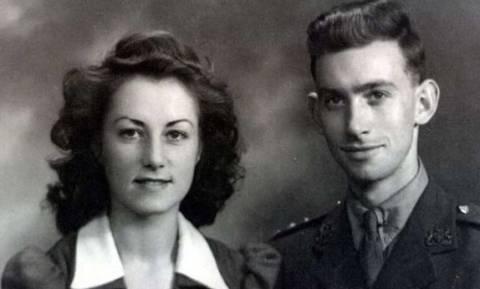 Τραγικό: Ζευγάρι που ήταν παντρεμένο 75 χρόνια πέθανε με πέντε ώρες διαφορά