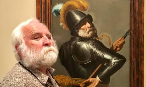 Viral: Τριάντα φορές που έκπληκτοι επισκέπτες ανακάλυψαν τον σωσία τους σε μουσείο (Pics)