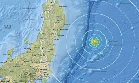 Μεγάλος σεισμός στην Ιαπωνία – Μερικά χιλιόμετρα από τις πυρηνικές εγκαταστάσεις της Φουκοσίμα