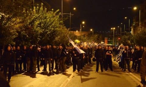 Πορείες διαμαρτυρίας και επεισόδια στο Πέραμα