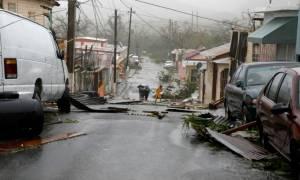 Το σαρωτικό χτύπημα του «Μαρία» στο Πουέρτο Ρίκο