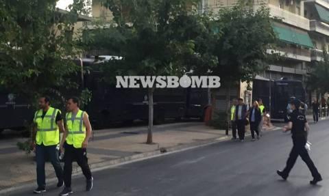 Κλειστοί δρόμοι ΤΩΡΑ στην Αθήνα – Ποια σημεία να αποφύγετε