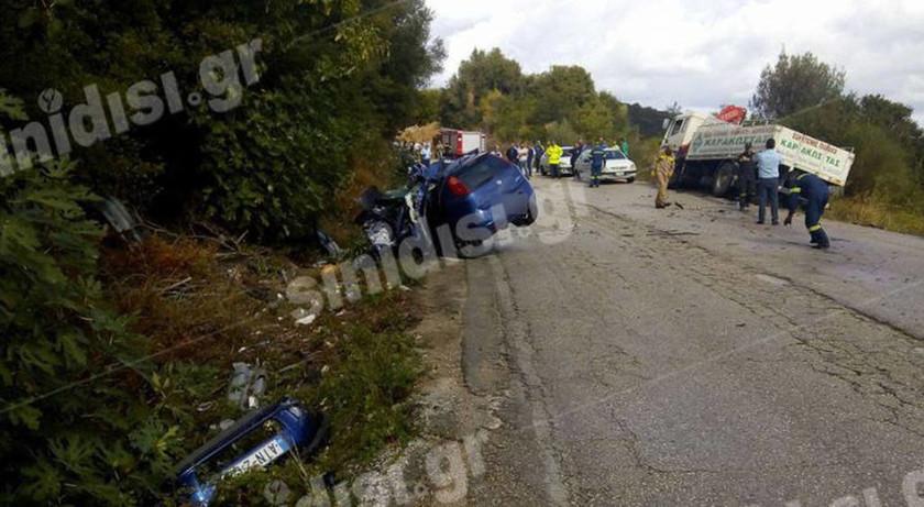 Τραγωδία: Νεκροί 19χρονος και 25χρονος σμηνίτες σε τροχαίο - ΕΙΚΟΝΕΣ ΣΟΚ