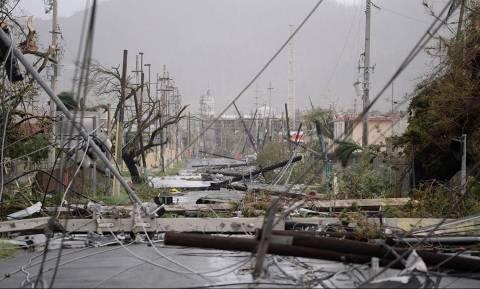 Κυκλώνας Μαρία: Ο Τραμπ κήρυξε σε κατάσταση φυσικής καταστροφής το Πουέρτο Ρίκο (vid)
