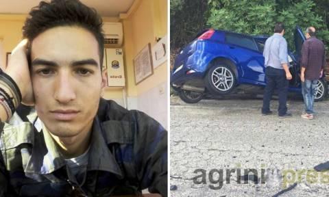 Ασύλληπτη τραγωδία: Αυτοί είναι οι δύο σμηνίτες που σκοτώθηκαν στη Βόνιτσα
