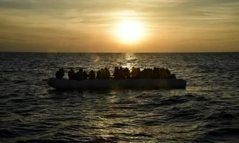 Nαυάγιο με μετανάστες στα ανοικτά της Λιβύης: Τουλάχιστον οκτώ νεκροί και 90 αγνοούμενοι