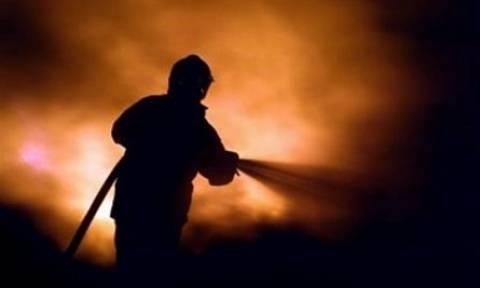Λάρισα: Δύο φωτιές μαίνονται σε Κιλελέρ και Φάρσαλα