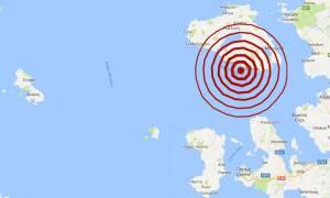 Σεισμός νότια της Μυτιλήνης (pics)