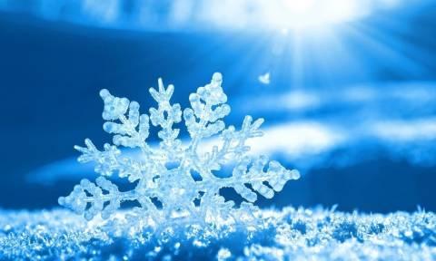 Ο καιρός τρελάθηκε! Απίστευτο! Κι όμως χιόνισε στην Ελλάδα - Δείτε το εντυπωσιακό βίντεο