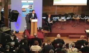 Τσίπρας: Θα υλοποιήσουμε στο ακέραιο τη συμφωνία του Παρισιού για την κλιματική αλλαγή