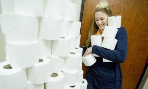 Ηλεκτρικό ρεύμα από χρησιμοποιημένα χαρτιά... τουαλέτας!