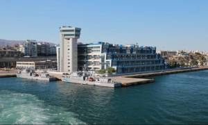 Εισβολή της αναρχικής ομάδας Ρουβίκωνας στο Υπουργείο Εμπορικής Ναυτιλίας