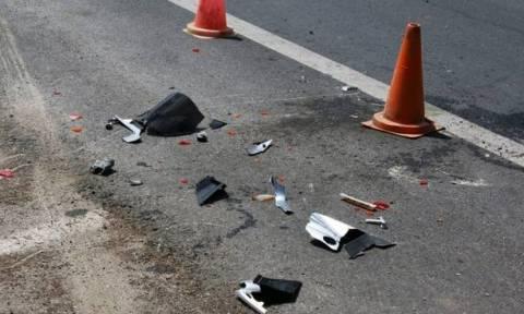 Δύο τραυματίες σε τροχαίο στο Νεοχώρι
