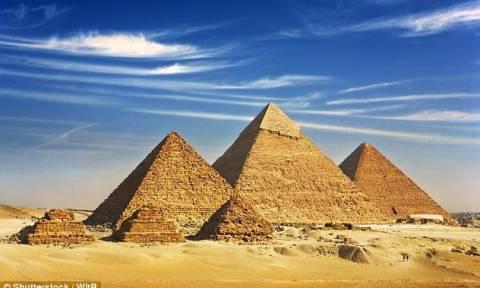 Αποκαλύφθηκε το μυστικό που έκρυβαν οι Πυραμίδες της Αιγύπτου (video)